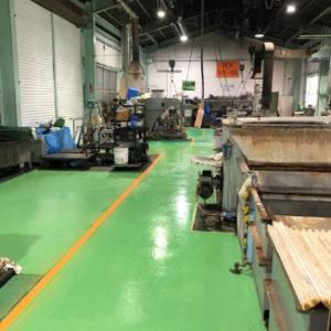 工場内5S活動